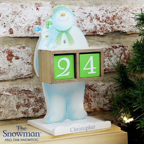 The Snowman and the Snowdog Advent Calendar
